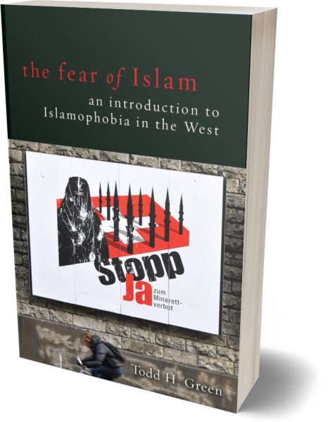 The Fear of Islam cover